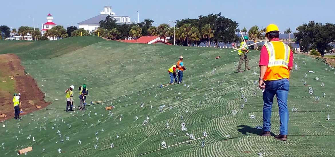 Western Excelsior Turf Reinforcement Products